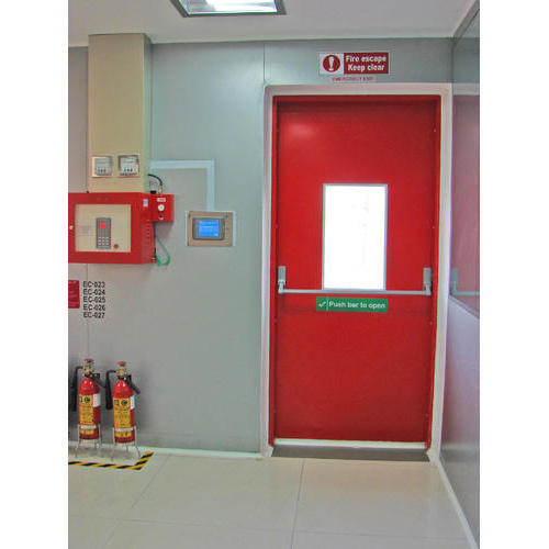 Emergency Door  sc 1 st  IndiaMART & Emergency Door at Rs 650 /square feet | Emergency Door - HIM MEC TEC ...