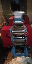 Fully Set-Up 10 Roller Noodle Making Machine, Mixture, Steamer