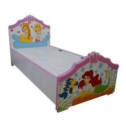 Kids Crown Bed
