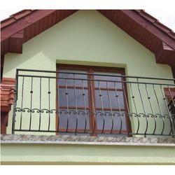 MS Balcony Railing in Bengaluru, Karnataka | MS Balcony ...