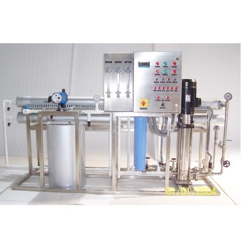 SS Desalination Plants Based On RO As Well Resin Technology