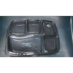 5 Compartment Meal Packaging Tray