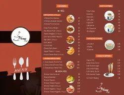 Home Cafe Menu