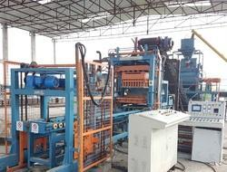 Brick Block Paver Vibro Machine