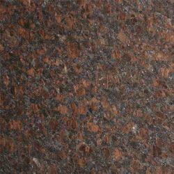 Tan Brown Granite Slab, for Flooring, 5-10 mm
