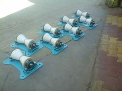 Nylon Cone Type Pipe Roller