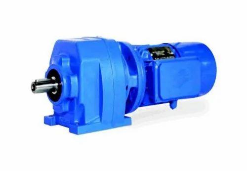 PBL Inline Helical Gearmotor