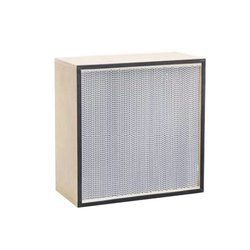 HEPA Filters Class H13 to H14