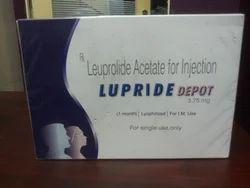Lupride Depot 3.75 Mg ( Leuprolide )