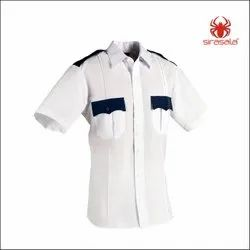 Logo Printed Security Uniform / Embroidery Security Uniform