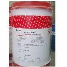 Brushcrete Waterproofing Chemical