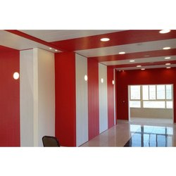 Colored PVC False Ceiling