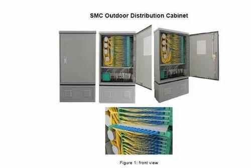 288 Fibers SMC Outdoor Distribution Cabinet