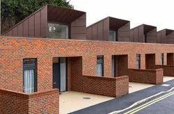 Earthern Clay Terra-cota Facing Bricks/ Facing Wall Tiles, Thickness: 12-20mm, Size: 9x4x15mm
