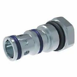 3-Way Pressure Compensator, Spool-Type, Direct-Acting