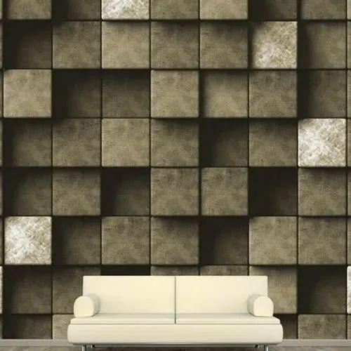 Flower Pot Pvc Wallpaper Borders For