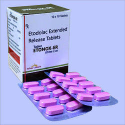 Etodolac 600 Mg Sustained Release