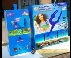 Sanitary Napkin Vending Machine and Destroyer