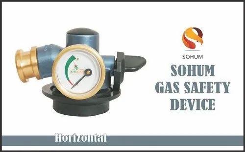 Sohum Horizontal Gas Safety Device Gsd
