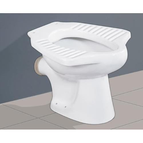 Ceramic Anglo Indian Western Toilet Rs 3000 Piece