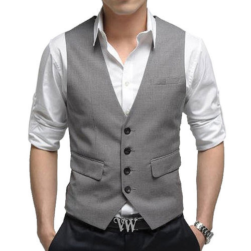 Formal Waist Coat For Men