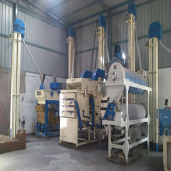 Jawar Cleaning Plant