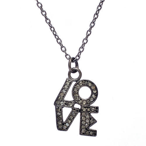 Diamond Necklace-313