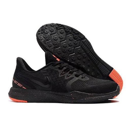Gym Wear Lace-up Mens Nike Shoes, Size