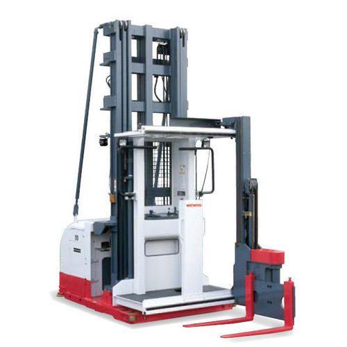 Nichiyu Rack Forklift Order Picker