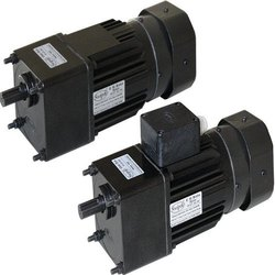 90 Watt 1 Ph Electromagnetic Geared Brake Motor