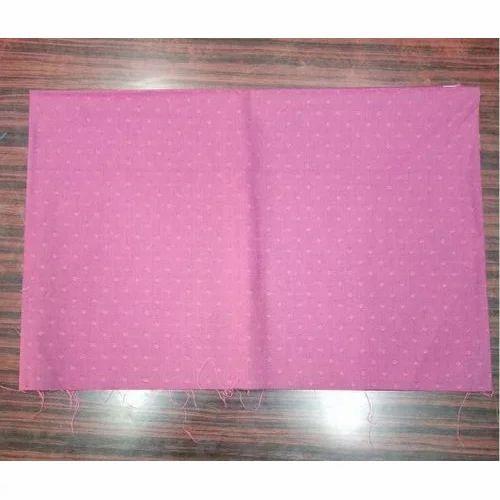 Checks PC Formal Shirting Material, GSM: 50-100