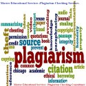 Thesis Plagiarism Checking Services Consultancy