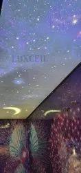 Galaxy Bathroom Stretch Ceiling
