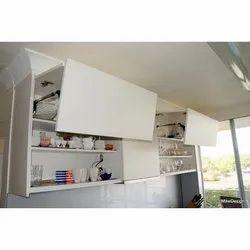 Wooden Corner Kitchen Cabinet