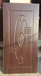 Interior Teak Wood Single Wooden Door, For Home