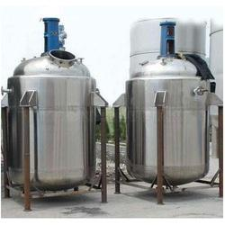 Equitek Stainless Steel Reactor