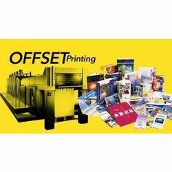 Paper Offset Printing Service, Location: Pan India, Size: A5 - A 0