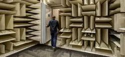 Acoustic Noise Test Chamber