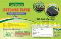 Seedling Tray 50 Cavity 0.6mm