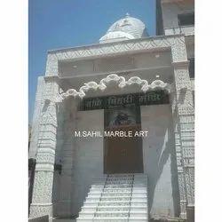 Mandir Gate Work
