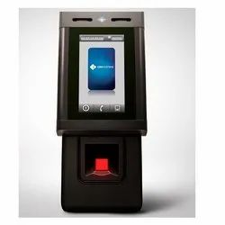 Forklift Biometric Access Control Security System