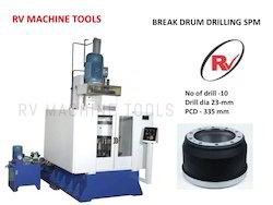 Break Drum Drilling SPM