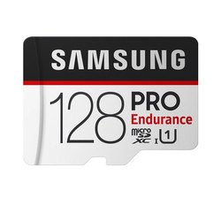 Samsung 128Gb Pro Endurance Uhs-i Microsdxc Memory Card