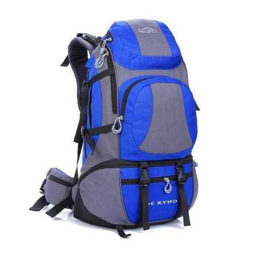 Blue ,Grey And Black Backpack Travel Bag, Rs 1799 /piece Bag Deal | ID:  18354004491