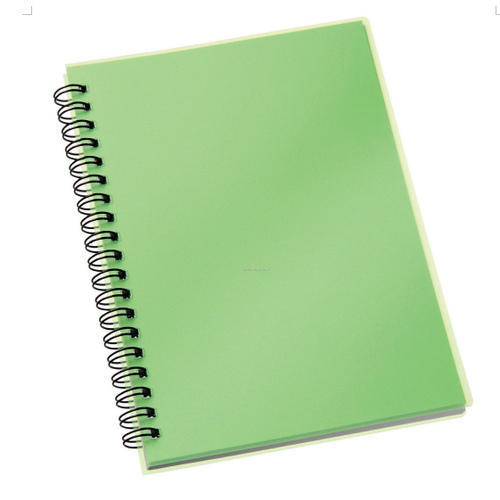 Multi Brands Page Color White Spiral Notepad Rs 28 Piece Id