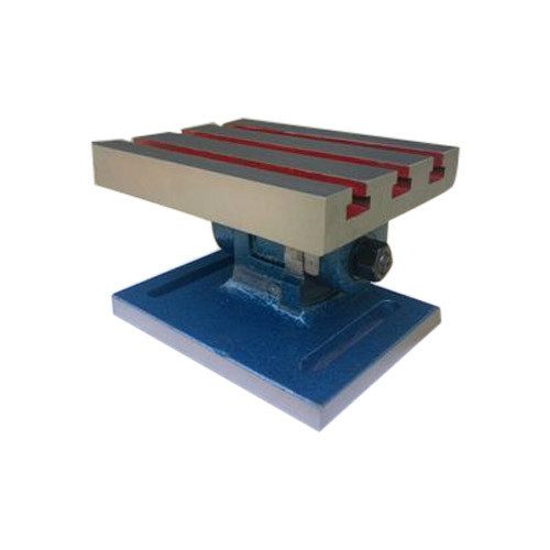 "ADJUSTABLE SWIVEL ANGLE PLATE 8/"" x 10/"" {Manufactured from High Grade Casting.}"