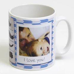 250 Ml Printed Mug