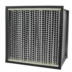 Aluminium Type A HEPA Filter, For Industrial, Flow Capacity Range: 500-2000 cfm