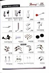 Spares & Spindles