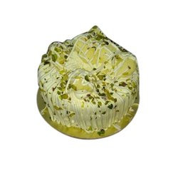 Round Birthday Rasmalai Cream Cake, Packaging Size: 500 G, for Birthday Parties